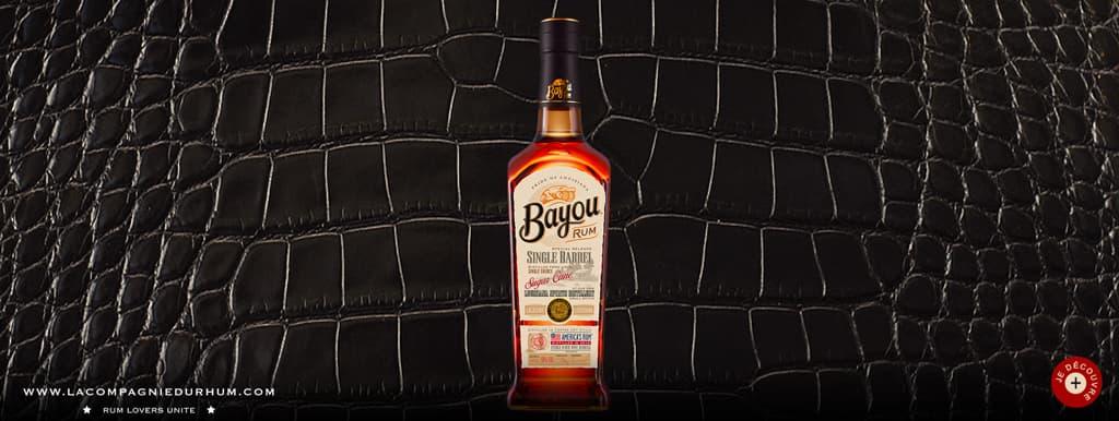 Bayou - Rhum vieux - Single Barrel - Red wine cask