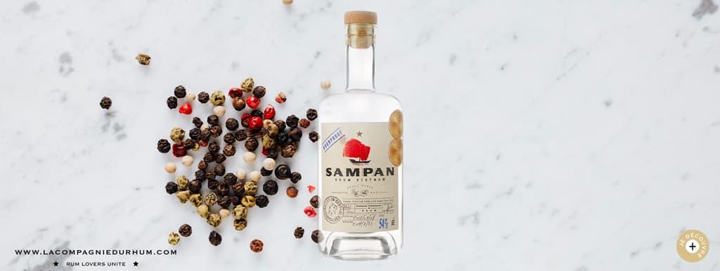 Sampan - Rhum blanc