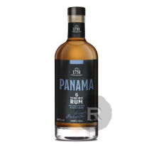 1731 - Rhum très vieux - Panama - 6 ans - 70cl - 46°