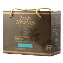 Trois Rivières - Rhum vieux - Cuvée du Moulin - Cubi - 3L - 40°