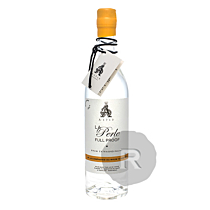 A1710 - Rhum blanc - La Perle Full Proof - La Compagnie du Rhum 10 ans - Millésime 2017 - 50cl - 67,2°