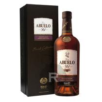 Abuelo - Rhum hors d'âge - Anejo XV - Napoleon Cognac Cask - 70cl - 40°