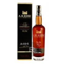 A.H. Riise - Rhum hors d'âge - XO Reserve - 175ème Anniversaire - Ed. Limitée - 70cl - 42°