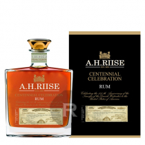 A.H. Riise - Rhum hors d'âge - Centennial - 70cl - 45°