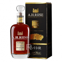 A.H. Riise - Rhum hors d'âge - Family Reserve - Solera 1838 - 70cl - 42°