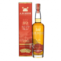 A.H. Riise - Rhum hors d'âge - XO Ambre d'Or Reserve - 70cl - 42°