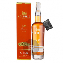 A.H. Riise - Rhum hors d'âge - XO Reserve - 70cl - 40°