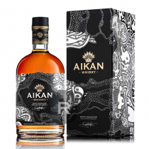 Aikan - Whisky - Edition limitée - Ricardo Ozier-Lafontaine - 50cl - 45°