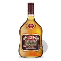 Appleton Estate - Rhum vieux - Signature Blend - 70cl - 40°
