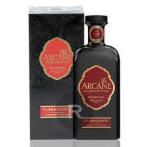 Arcane - Rhum hors d'âge - Flamboyance - Single Cask - Cherry Wood Matured - 70cl - 40°