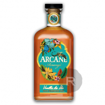 Arcane - Rhum arrangé - Vanille des Iles - 70cl - 40°