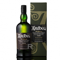 Ardbeg - Whisky - Single Malt - Ten - 10 ans - 70cl - 46°