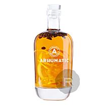 Arhumatic - Rhum arrangé - Orange fraîche-confite - Blue Mountain Café - Jamrock - Conquête - 70cl - 35°