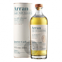 Arran - Whisky - Single Malt - Quarter Cask - The Bothy - 70cl - 56,2°