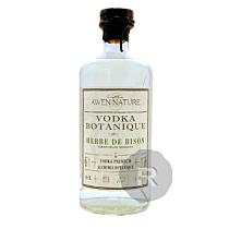 Awen Nature - Vodka - Botanique - Herbe de bison - 70cl - 40°