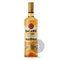 Bacardi - Rhum ambré - Carta Oro - 70cl - 37,5°