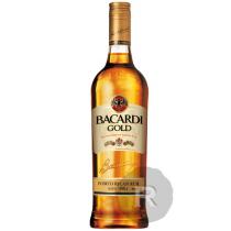 Bacardi - Rhum ambré - Gold - 75cl - 40°