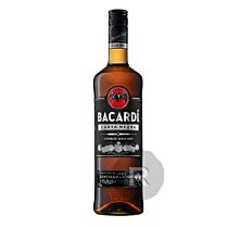 Bacardi - Rhum ambré - Carta Negra - 70cl - 40°