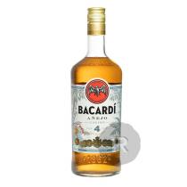 Bacardi - Rhum vieux - Anejo Cuatro - 70cl - 40°
