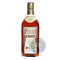 Bally - Rhum hors d'âge - Millésime 1966 - 75cl - 45°