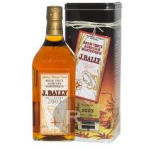 Bally - Rhum hors d'âge - Millésime 2003 - 70cl - 43°