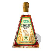 Bally - Rhum hors d'âge - Brut de fût - Conquête - 2006 - 70cl - 57,5°