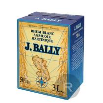 Bally - Rhum blanc - Cubi - 3L - 50°