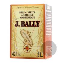 Bally - Rhum vieux - Cubi - 2L - 42°