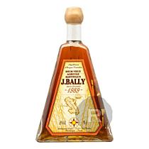Bally - Rhum hors d'âge - Millésime 1989 - Pyramide - 70cl - 45°