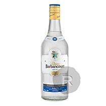 Barbancourt - Rhum blanc - 75cl - 43°