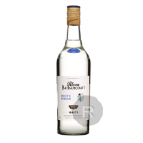 Barbancourt - Rhum blanc - 70cl - 40°