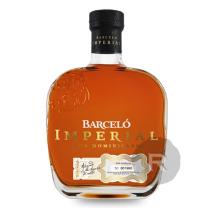 Barcelo - Rhum hors d'âge - Imperial - Edition numérotée - 70cl - 38°