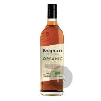 Barcelo - Rhum vieux - Organic - Bio - 70cl - 37,5°