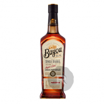 Bayou - Rhum vieux - Single Barrel - 70cl - 40°