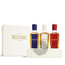 Bellevoye - Whisky - Coffret découverte 3 x 20cl - 60cl - 41°