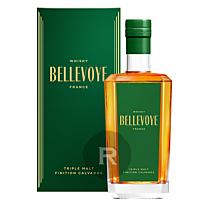 Bellevoye - Whisky - Vert - Triple Malt - Calvados finish - 70cl - 43°