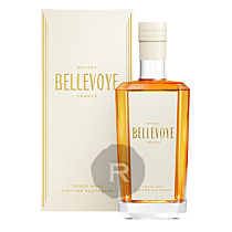 Bellevoye - Whisky - Blanc - Triple Malt - Sauternes finish - 70cl - 40°