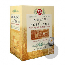 Bellevue - Rhum blanc - Cubi - 3L - 50°
