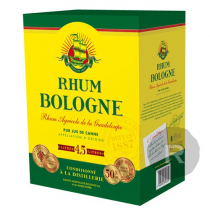 Bologne - Rhum blanc - Cubi - 4,5L - 50°