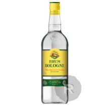 Bologne - Rhum blanc - 1L - 50°