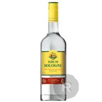 Bologne - Rhum blanc - 70cl - 55°