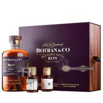 Botran & Co - Rhum hors d'âge - 75ème anniversaire - Edition numérotée/9972 ex - 50cl - 40°