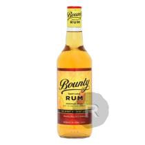 Bounty - Rhum ambré - 75cl - 40°