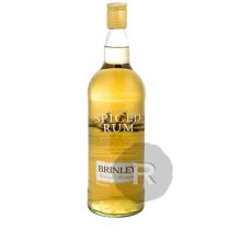 Brinley - Rhum vieux - Gold Spiced Rum - 1L - 36°