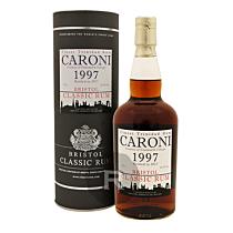 Bristol - Rhum hors d'âge - Caroni - 20 ans - 1997/2017 - 70cl - 61,5°