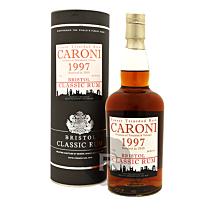Bristol - Rhum hors d'âge - Caroni - 22 ans - 1997/2019 - 70cl - 56,4°