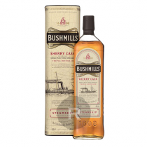 Bushmills - Whiskey - Steamship - Sherry Cask - 1L - 40°
