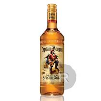Captain Morgan - Rhum ambré - Spiced Gold - 70cl - 35°
