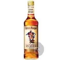 Captain Morgan - Rhum ambré - Spiced rum - 1L - 35°