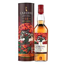 Cardhu - Whisky - Single malt - 14 ans - Special Release 2021 - 70cl - 55,5°